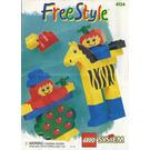 LEGO Freestyle Bucket, 3+ Set 4134