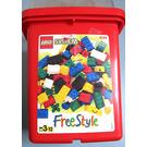 LEGO Freestyle Bucket, 3+ Set 4139