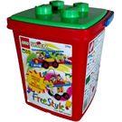 LEGO Freestyle Bucket Set 1796 Packaging