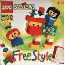 LEGO Freestyle Building Set, 3+ Set 4131