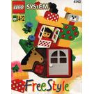 LEGO Freestyle Building Set, 4+ Set 4142