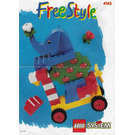 LEGO Freestyle Building Set, 4+ Set 4143