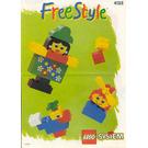 LEGO Freestyle Canister, 3+ Set 4135