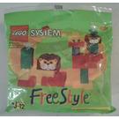 LEGO Freestyle Trial Size Bag Set 4129