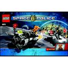 LEGO Freeze Ray Frenzy Set 5970 Instructions