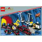 LEGO Freight and Crane Railway Set 4565 Instructions