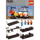LEGO Freight Loading Depot Set 7838 Instructions