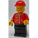 LEGO Freight Loading Depot Worker Minifigure