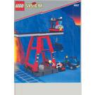 LEGO Freight Loading Station Set 4557 Instructions