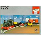 LEGO Freight Steam Train Set 7727