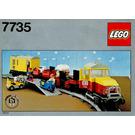 LEGO Freight Train Set 7735