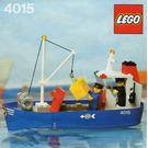 LEGO Freighter Set 4015