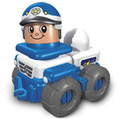LEGO Friendly Police Car Set 3698