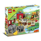 LEGO Friendly Zoo Set 4968 Packaging