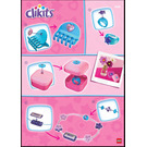 LEGO Friends 4-Ever Jewels & More Set 7540 Instructions