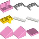LEGO Friends Advent Calendar Set 3316-1 Subset Day 2 - Sled