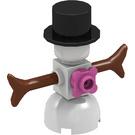 LEGO Friends Advent Calendar Set 3316-1 Subset Day 5 - Snowman