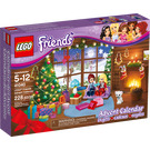 LEGO Friends Advent Calendar Set 41040-1 Packaging