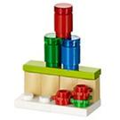 LEGO Friends Advent Calendar Set 41102-1 Subset Day 22 - Knock 'Em Over Game
