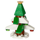 LEGO Friends Advent Calendar Set 41102-1 Subset Day 23 - Christmas Tree