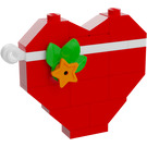 LEGO Friends Advent Calendar Set 41353-1 Subset Day 1 - Tree Ornament 'Heart'