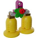 LEGO Friends Advent Calendar Set 41353-1 Subset Day 3 - Tree Ornament 'Bells'