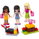 LEGO Friends Mini-Doll Campsite Set 853556