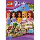 LEGO Friends Postcard