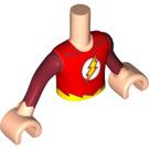 LEGO Friends Torso Boy with The Flash Logo T (11408)