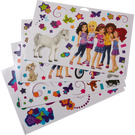LEGO Friends Wall Stickers (851417)