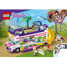 LEGO Friendship Bus Set 41395 Instructions
