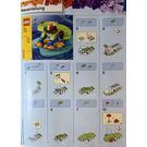 LEGO Frog Set 11941 Instructions