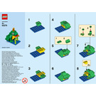 LEGO Frog Set 40279 Instructions