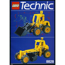 LEGO Front End Loader Set 8828