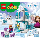 LEGO Frozen Ice Castle Set 10899 Instructions