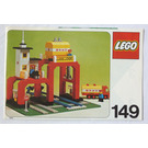 LEGO Fuel Refinery Set 149 Instructions