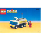 LEGO Fuel Truck Set 6459 Instructions