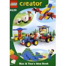 LEGO Fun and Cool Transportation Set 4120