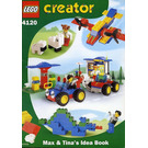 LEGO Fun and Cool Transportation Set 4120 Instructions