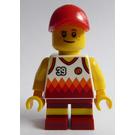 LEGO Fun at the Beach Basketball Kid Minifigure