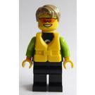 LEGO Fun at the Beach Kayaker Minifigure