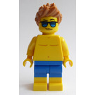 LEGO Fun at the Beach Volleyball Player Minifigure