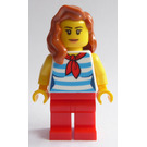 LEGO Fun at the Beach Woman Minifigure