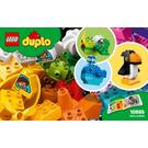 LEGO Fun Creations Set 10865 Instructions