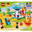 LEGO Fun Family Fair Set 10841 Instructions