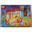 LEGO Fun Fashion Boutique Set 3118 Packaging