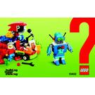 LEGO Fun Future Set 10402 Instructions