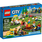LEGO Fun in the Park - City People Pack Set 60134 Packaging