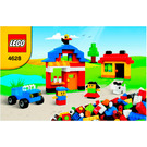 LEGO Fun With Bricks Set 4628 Instructions