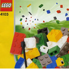 LEGO Fun with Bricks Set with Minifigures 4103-2